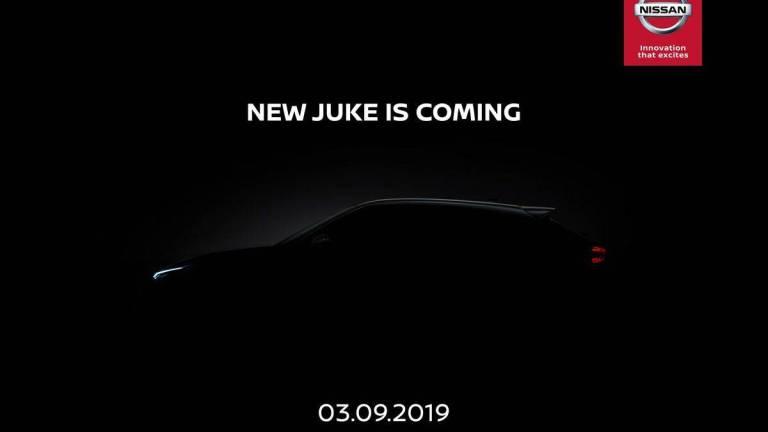 Der neue Nissan Juke steht in den Startlöchern