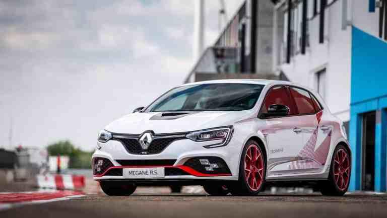 Renault öffnet die Bestellbücher für den Mégane R.S. TROPHY-R
