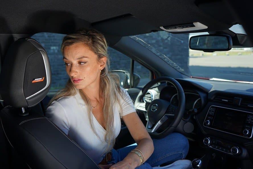 Nissan Micra N-Sport, Nina Weizenecker