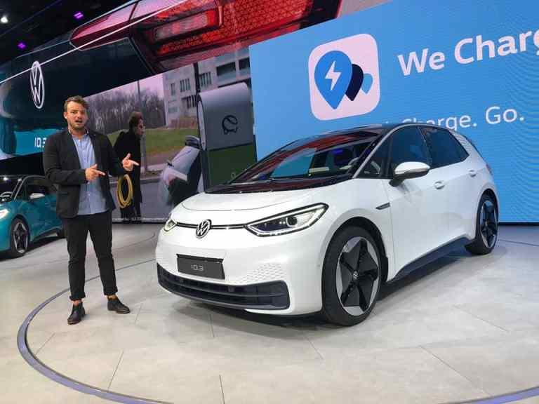 Volkswagen, ID.3, Jan Weizenecker