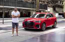 2020 Audi RS Q3 (400 PS), Jan Weizenecker