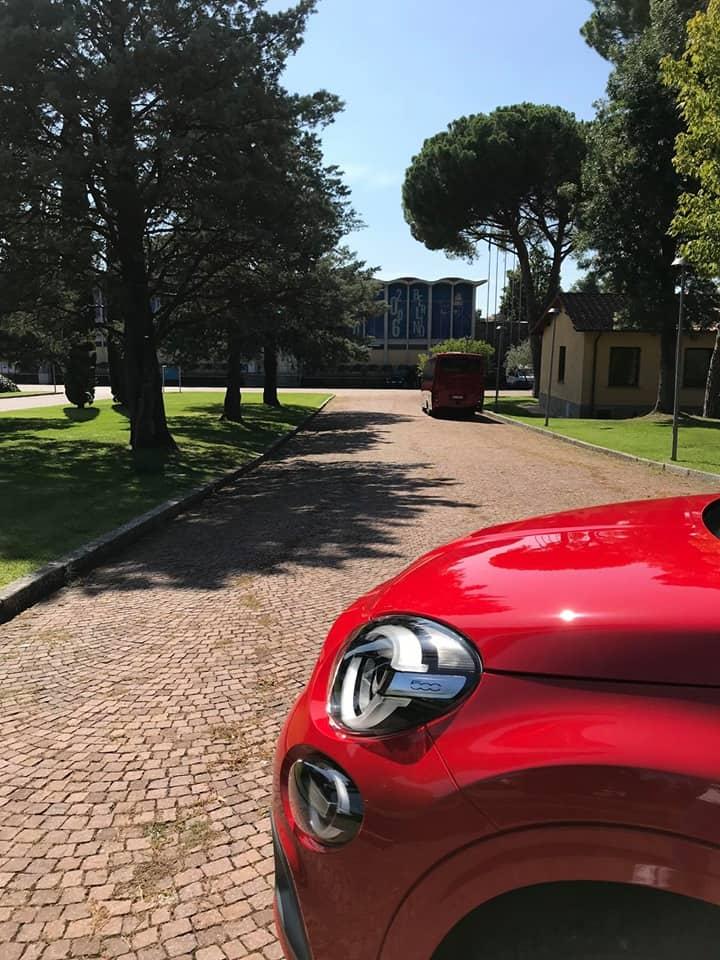 2020 Fiat 500X Sport - 1.3 FireFly DCT (150 PS)