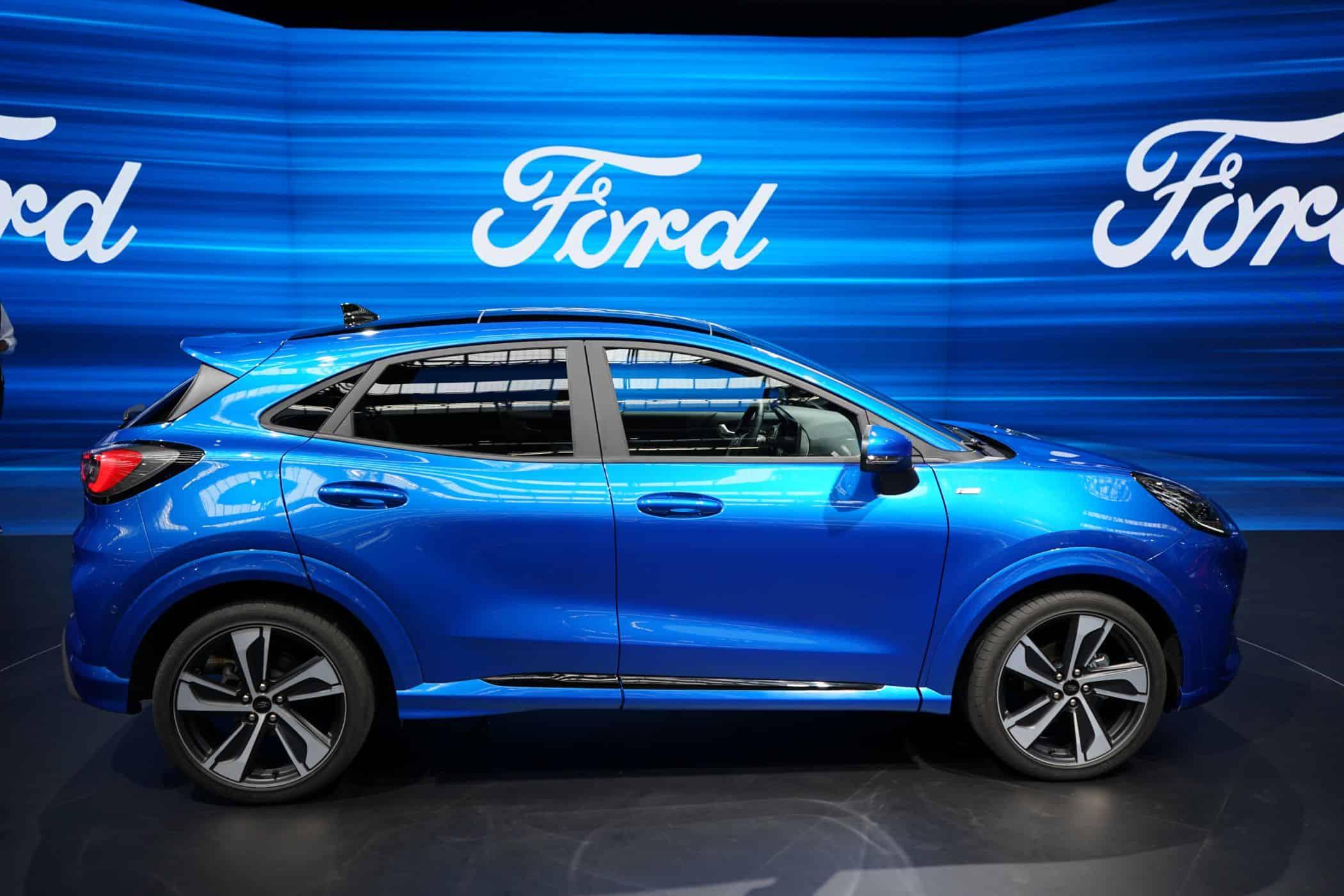 IAA 2019: Ford setzt Halle 8 unter Strom