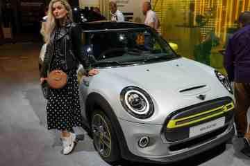 Neuer MINI Cooper SE: Elektrisch von München nach Frankfurt