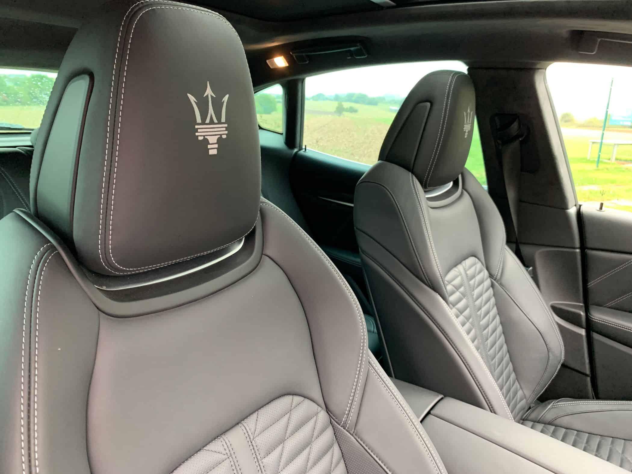 2019 Maserati Levante GTS (530 PS)