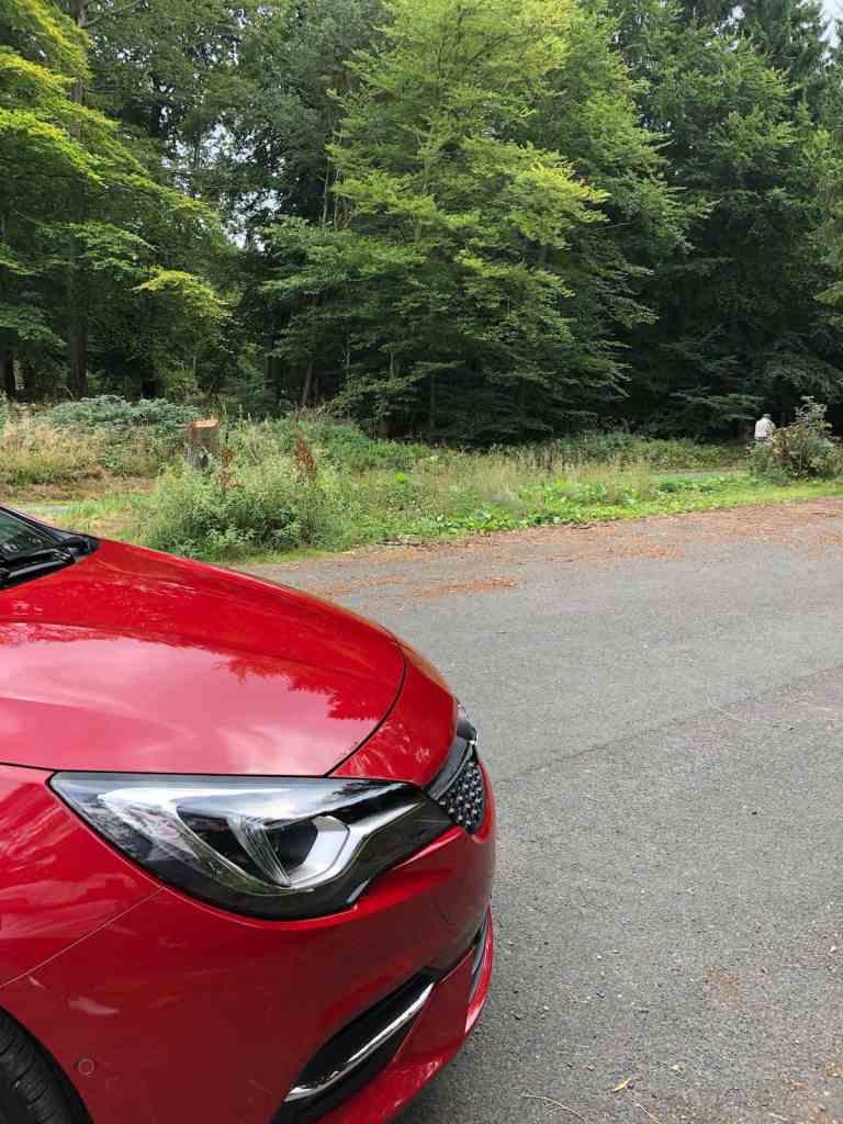 """2019 Opel Astra """"K"""" Sports Tourer mit 1.2 Liter Benziner"""