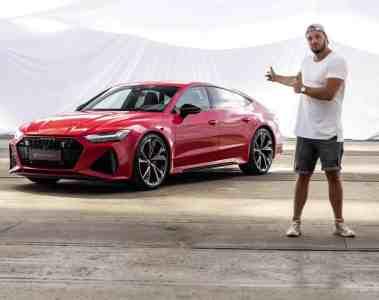 2019 Audi RS 7 Sportback