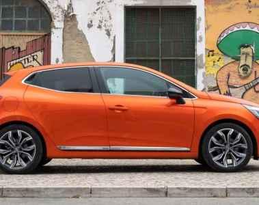 Renault Clio rollt zu den Händlern