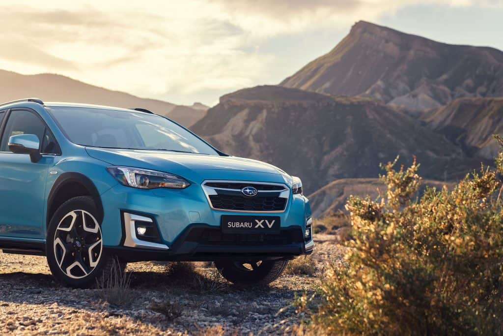 Subaru XV nun mit neuem e-Boxer