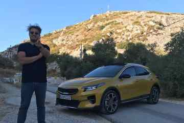 2019 Kia XCeed 1.4 T-GDi DCT, Jan Weizenecker