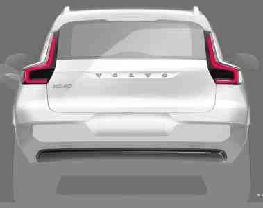 Vollelektrischer Volvo XC40 stellt sich vor