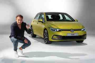 2020 VW Golf 8 - Interieur, Jan Weizenecker
