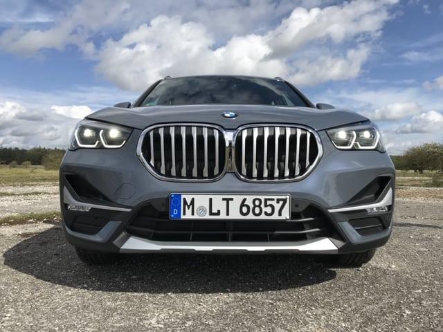"2020 BMW X1 Facelift xDrive25d (231 PS) ""xLine"""