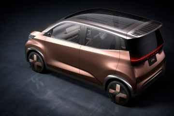 Nissan IMk concept (2019)