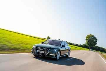 Audi A8 L 60 TFSI e-Quattro.