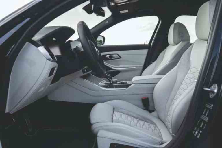 Alpina B3 Limousine.