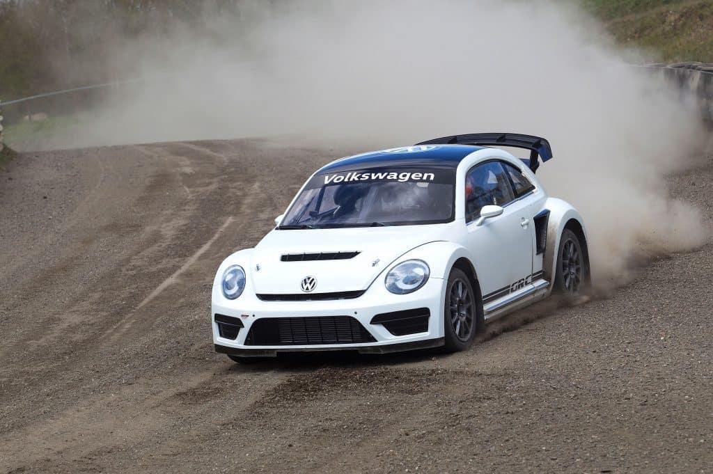 VW Beetle GRC