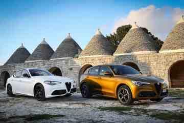 Alfa Romeo Geschwister mit eigenem Charakter