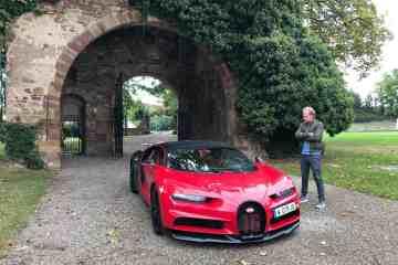 Bugatti Chiron, Dr Friedbert Weizenecker