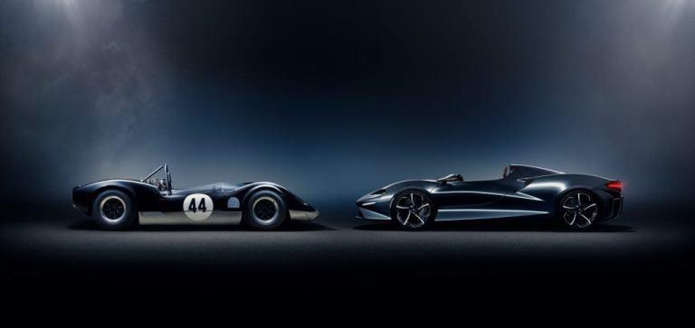 McLaren Elva enthüllt