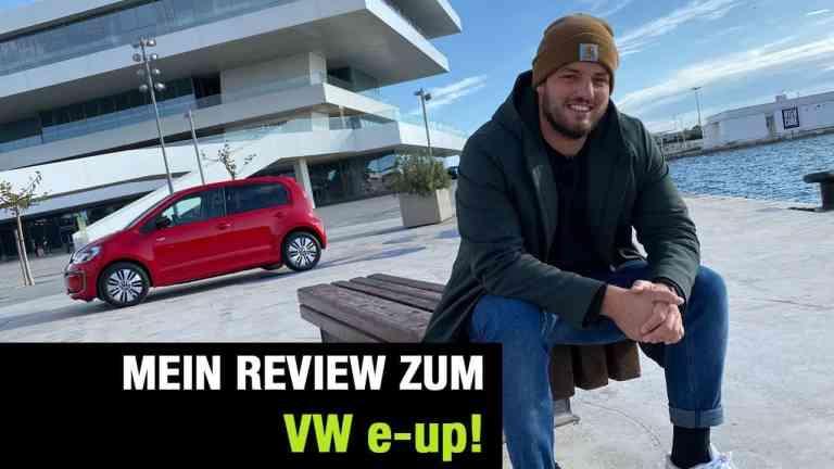 """2020 VW e-up! """"Style"""", Jan Weizenecker"""