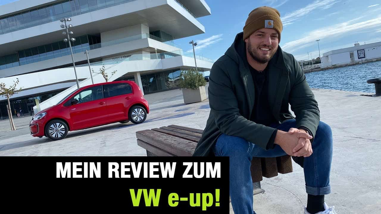 "2020 VW e-up! ""Style"", Jan Weizenecker"