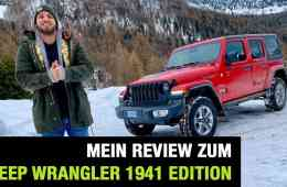 Jeep Wrangler JL Unlimited, Jan Weizenecker