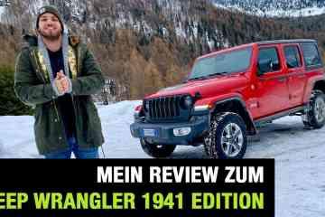 Jeep Wrangler JL Unlimited, Jan Weizenecker