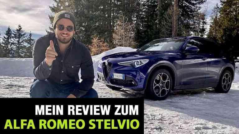 Alfa Romeo Stelvio, Jan Weizenecker