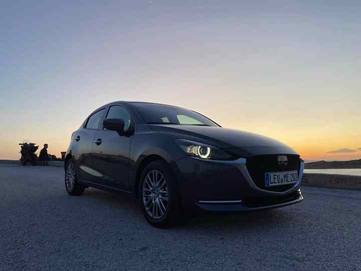 Neuer Mazda 2 Skyactiv-G 90 M Hybrid (90 PS)