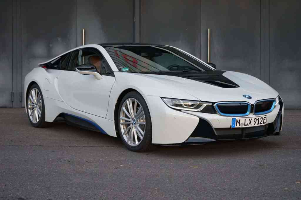 BMW i8 Coupé 2019