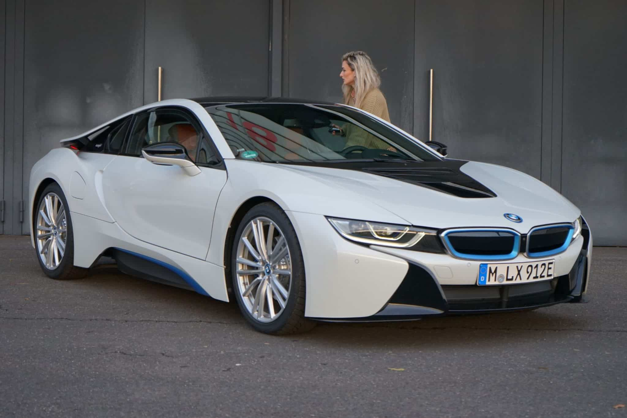 BMW i8 Coupé
