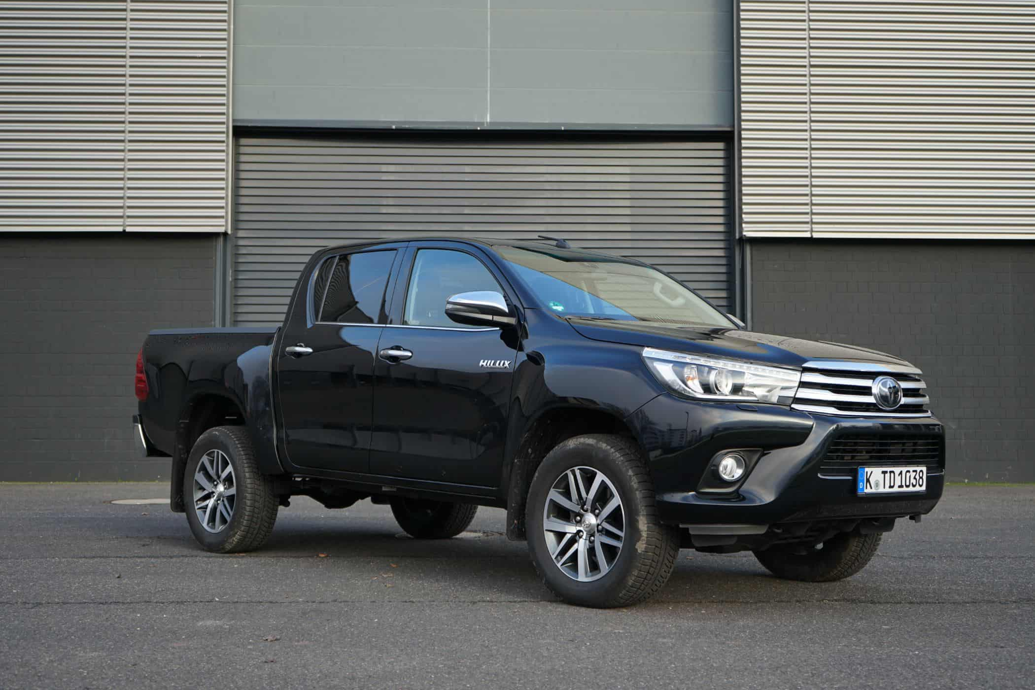 Toyota Hilux - Automobile Legende in der 8. Generation