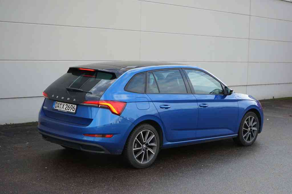 Škoda Scala 1.6 TDI DSG (115 PS)