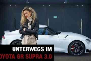 Toyota GR Supra; NinaCarmaria