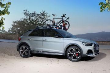 Audi A1 Citycarver, Falken
