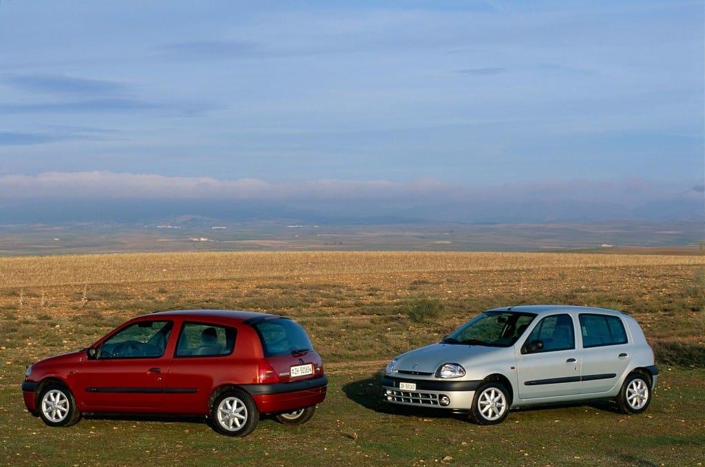 Renault Clio (1998–2005).