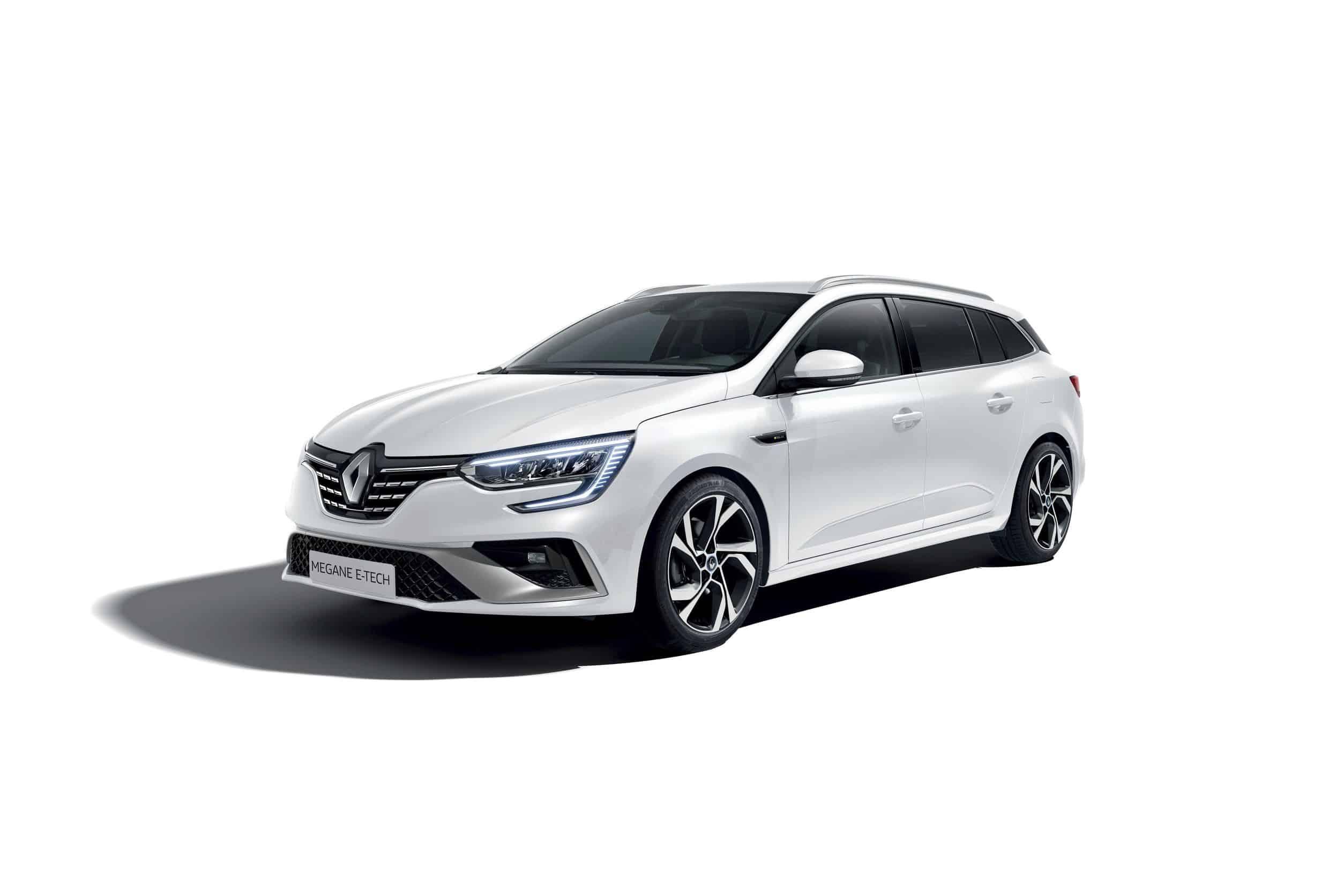 Renault Megane Kombi.