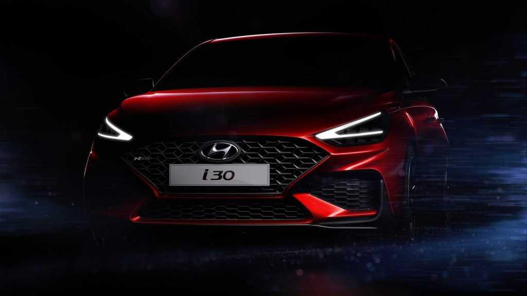 Ausblick auf den nächsten Hyundai i30.