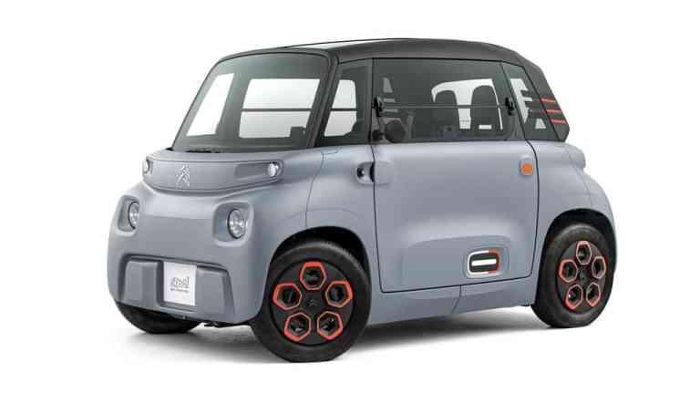 Citroën Ami: Elektromobilität ab 16 Jahren