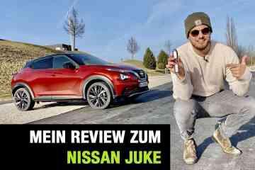 """Nissan Juke II DIG-T 117 """"N-Design"""" (117 PS), Jan Weizenecker"""