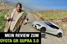 Toyota GR Supra 3.0, Jan Weizenecker
