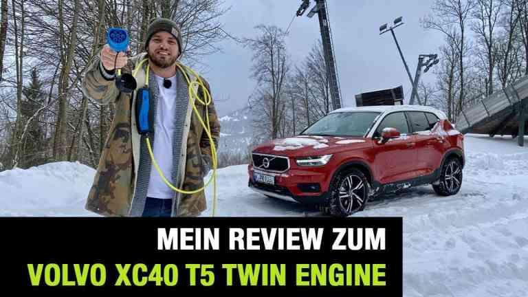 Volvo XC40 T5 Twin Engine (262 PS), Jan weizenecker