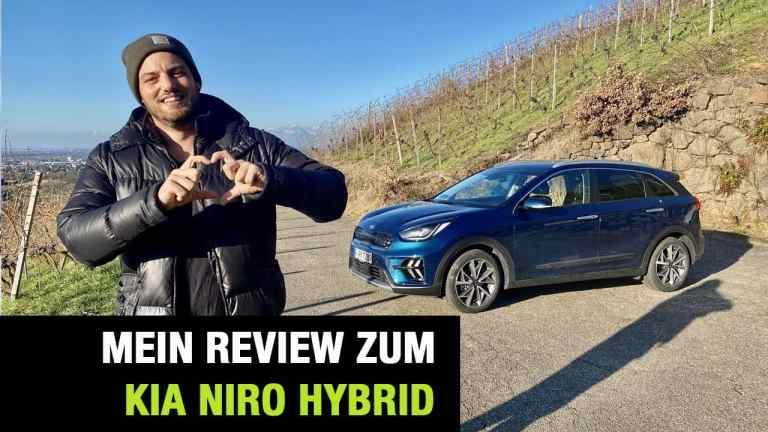 "Kia Niro 1.6 GDI Hybrid ""Spirit"" FL (141 PS) HEV , Jan Weizenecker"