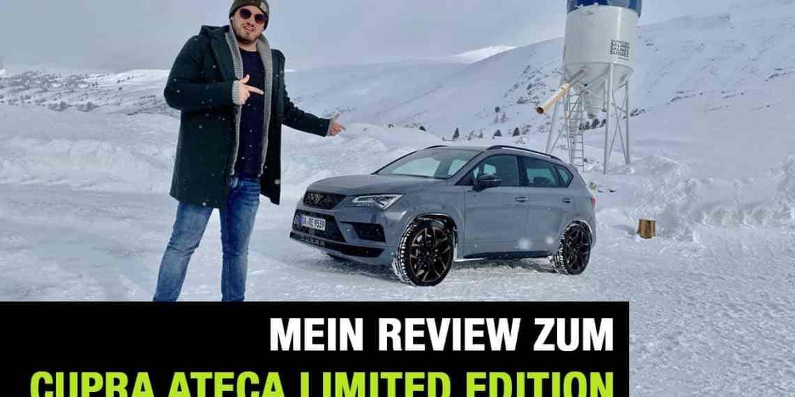 2020 Cupra Ateca Limited Edition (300 PS) - Fahrbericht im Video