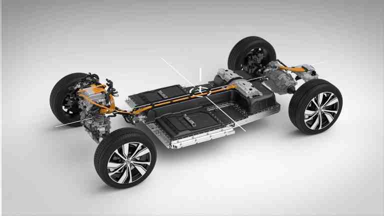 Elektro-Volvo XC40 Recharge P8 AWD bestellbar