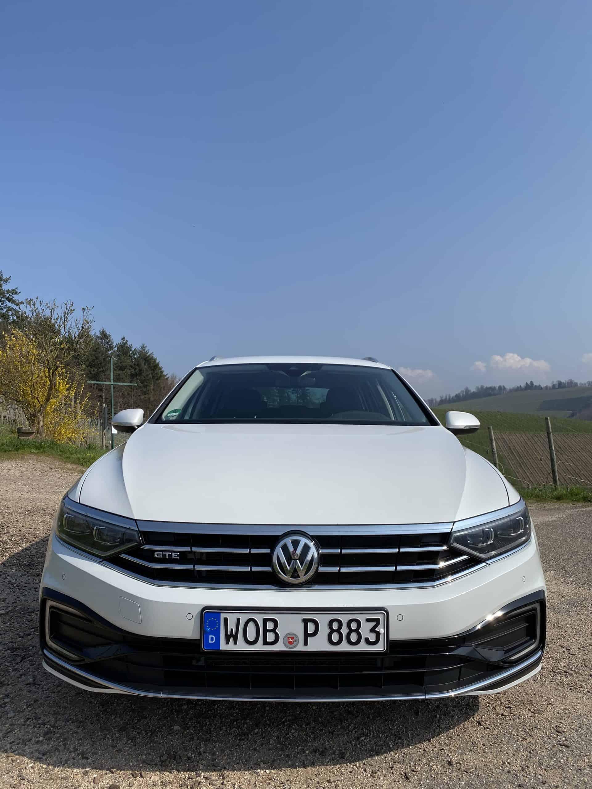 Neuer VW Passat B8.2 Variant GTE (218 PS) - Fahrbericht im Video