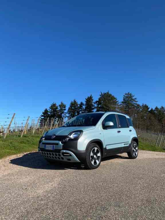 "Neuer Fiat Panda Hybrid ""Launch Edition"" (70 PS)"