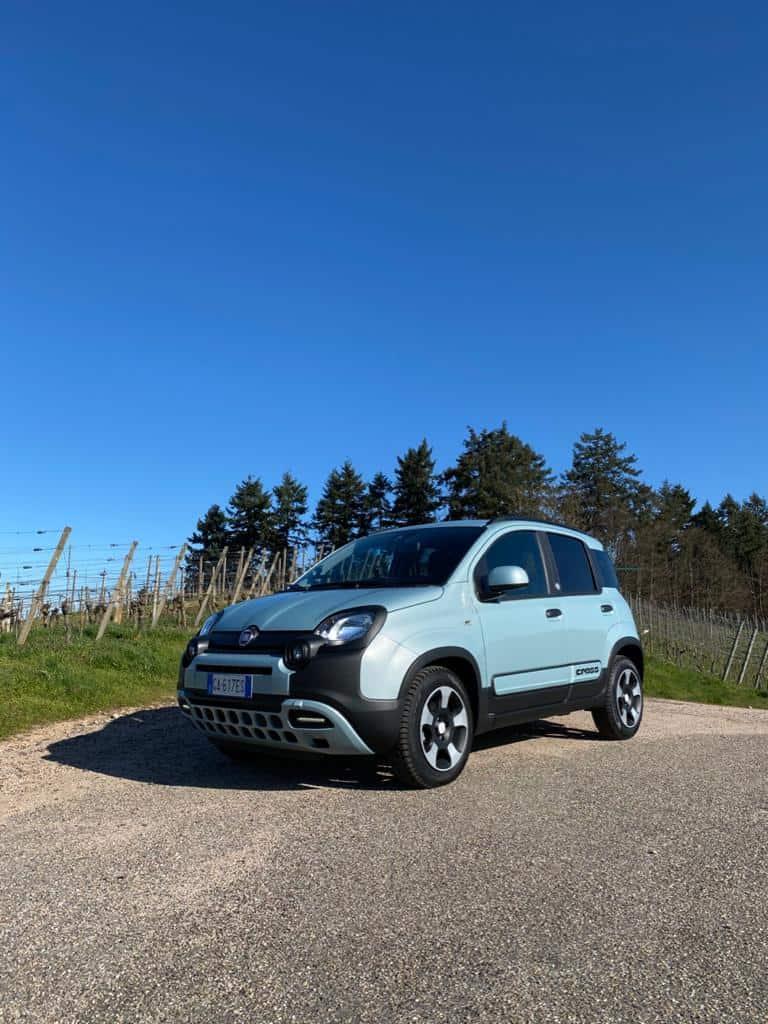 "Neuer Fiat Panda Hybrid ""Launch Edition"" (70 PS)"