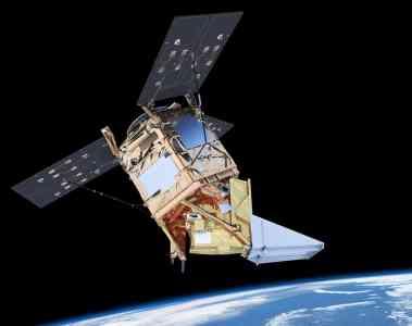Copernicus Sentinel-5P.